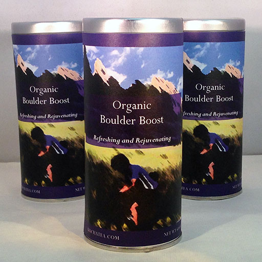 Boulder Boost (Organic) Tin