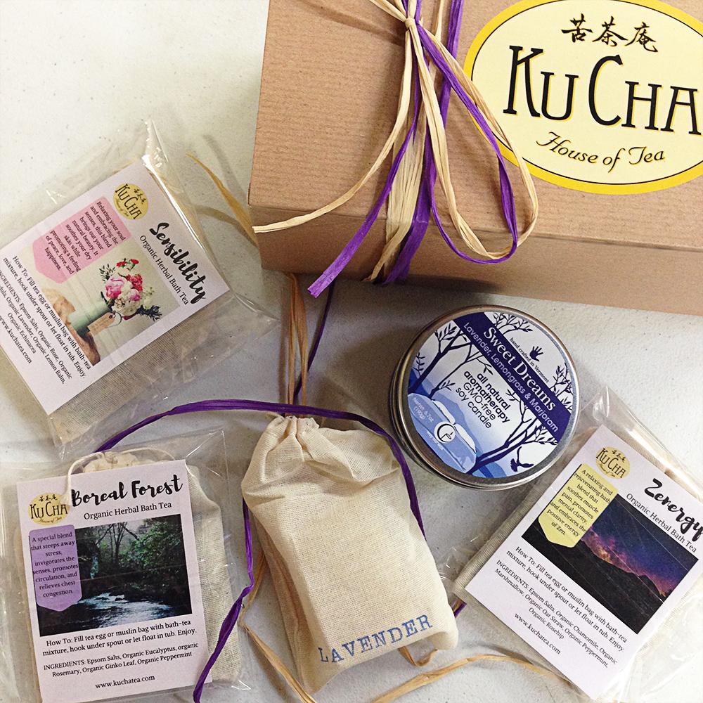 Tea Spa Gift Box