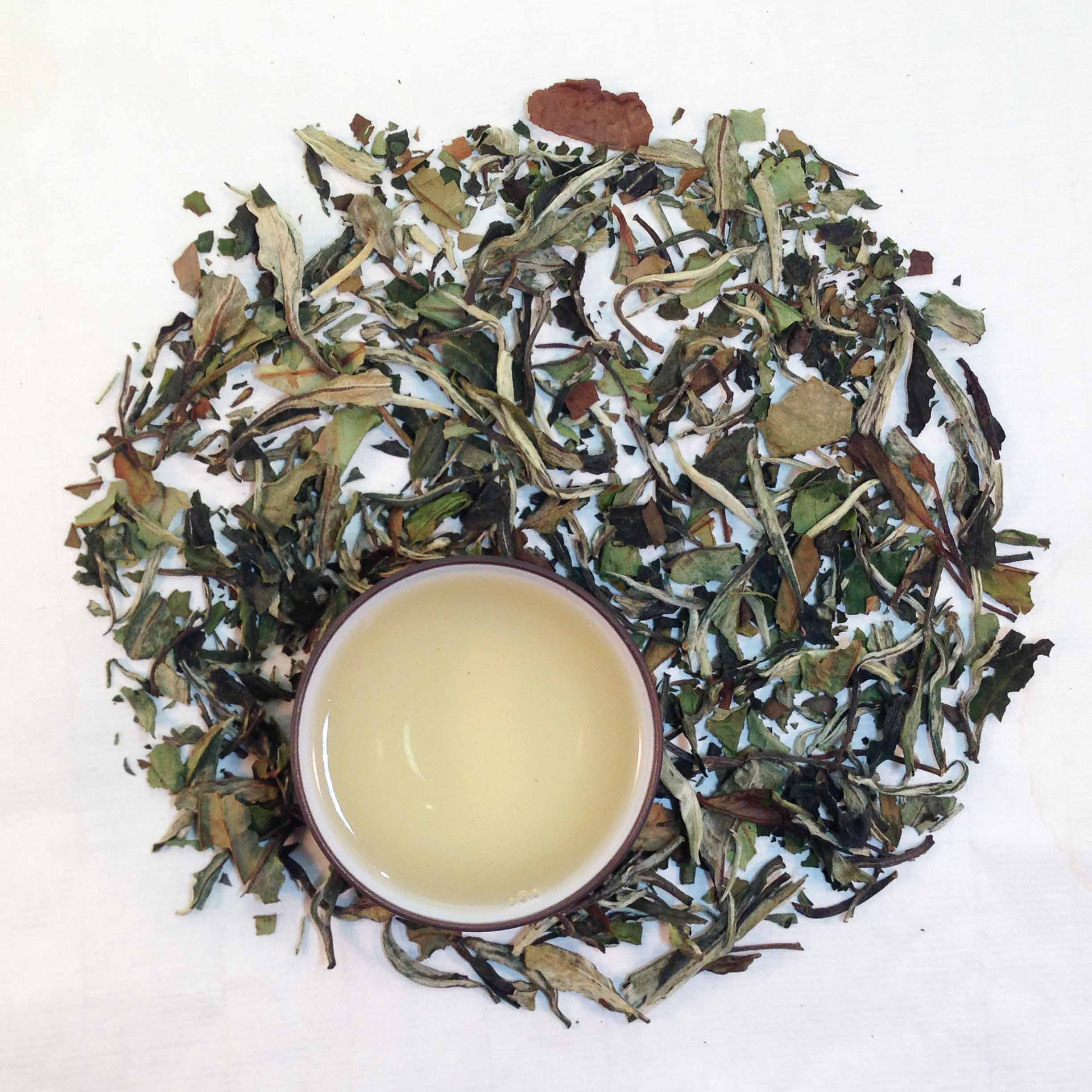 Summer Tranquility White Tea