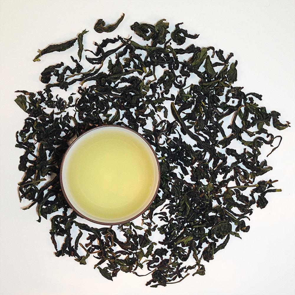 Pinglin Pouchong Oolong Tea