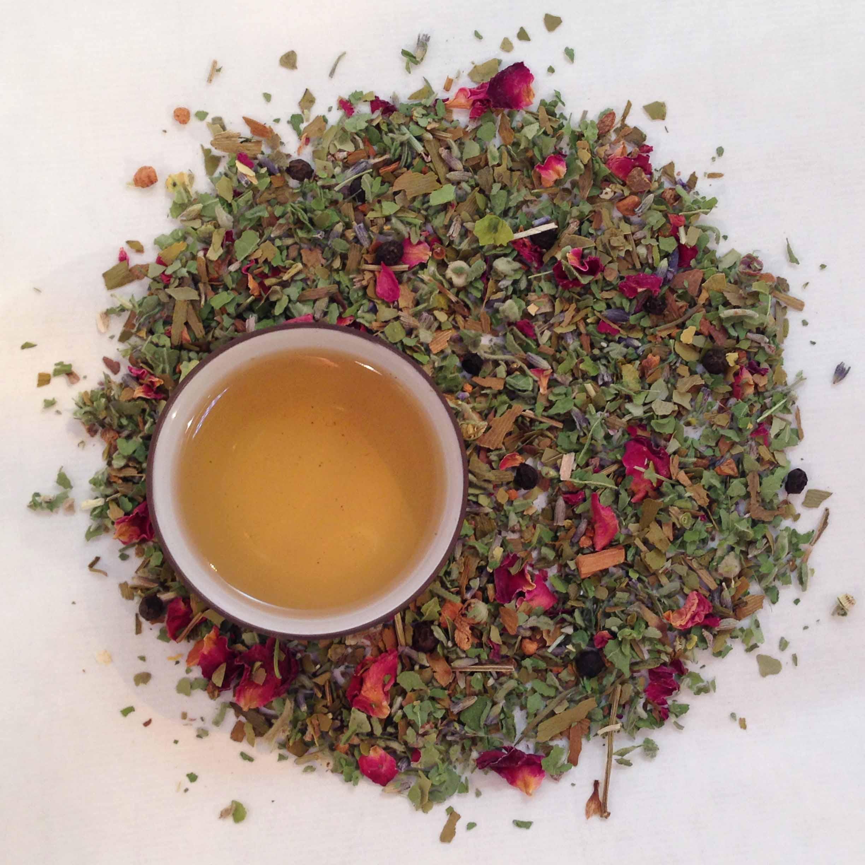 Meditation Herbal Blend (Organic)