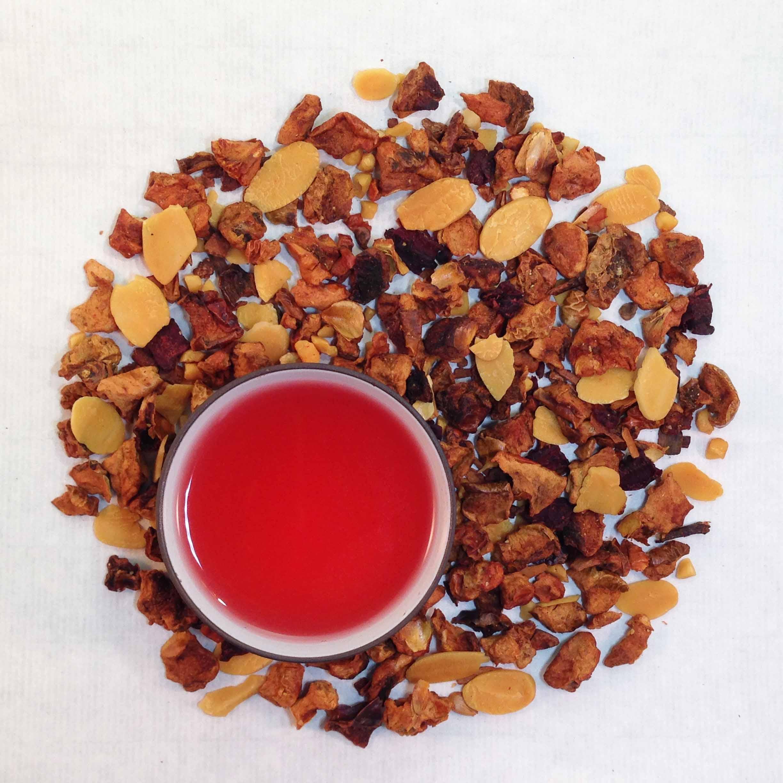 Toasted Almond Fruit Tea