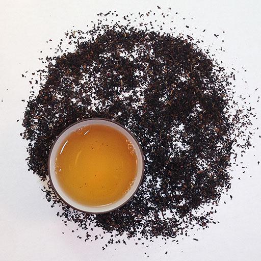 Decaf Vanilla Black Tea