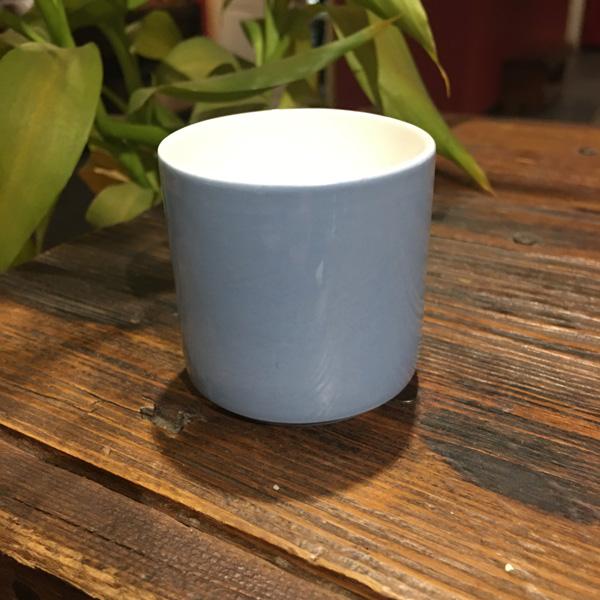 Bone China Cup - Blue