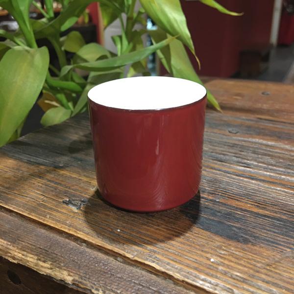 Bone China Cup - Red