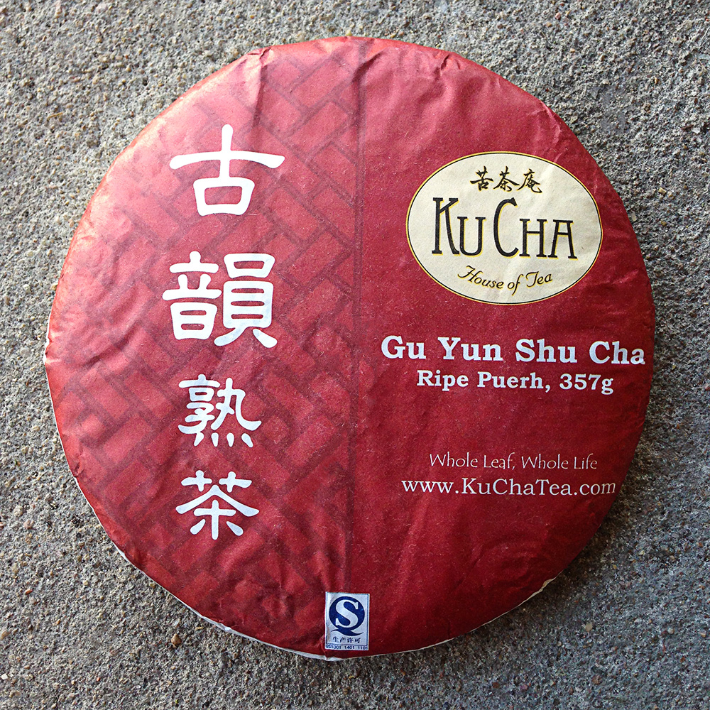Gu Yun Puerh Tea