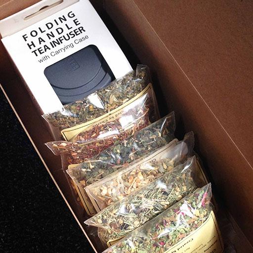 Staff Blend Gift Box
