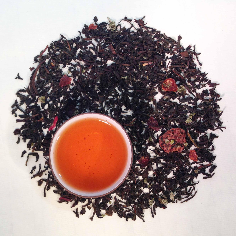 Rocky Mountain Huckleberry Black Tea