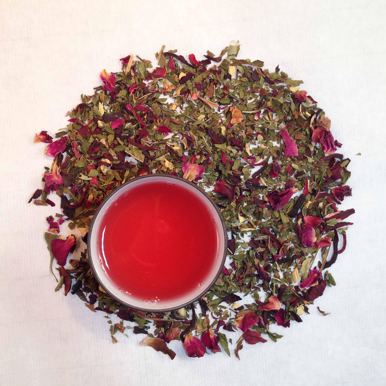 Sweet Heart Herbal Blend (Organic)
