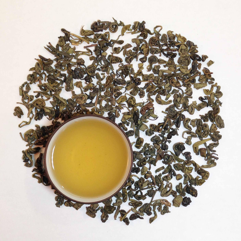 Gunpowder Green Tea (Organic)
