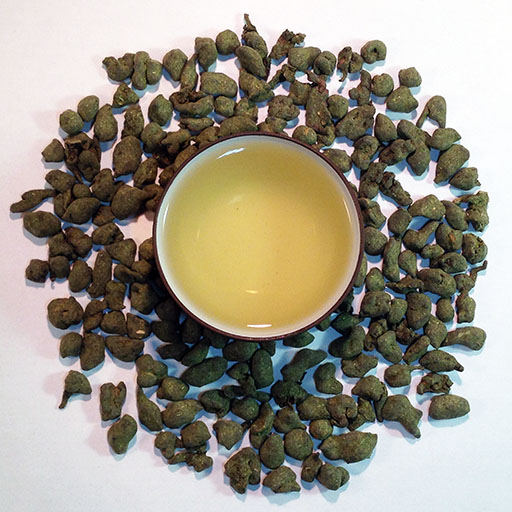 Blue Spring Oolong Tea