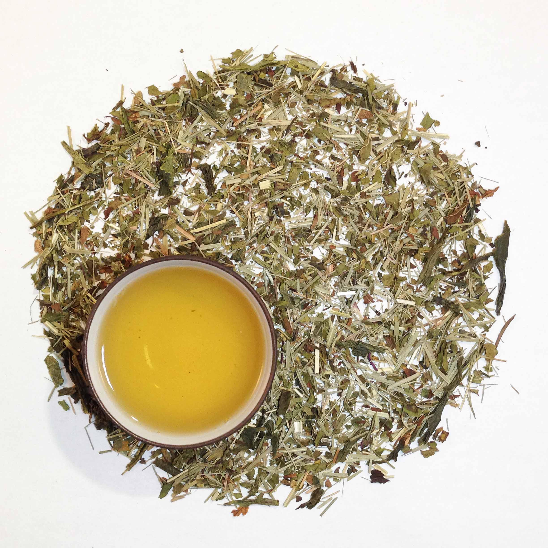 Midafternoon Blahs Green Tea (Organic)