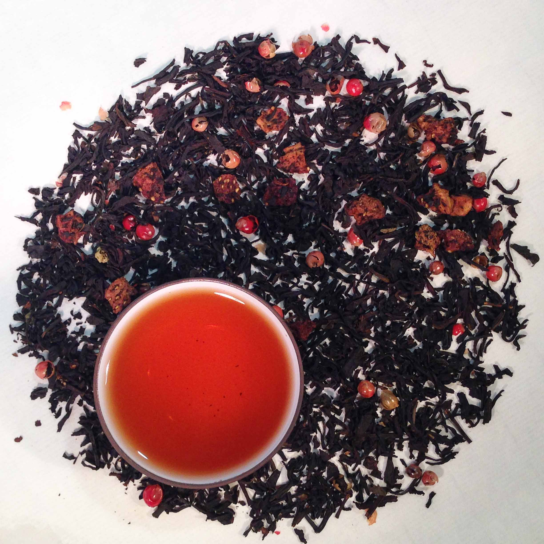 Spring in Paris Black Tea