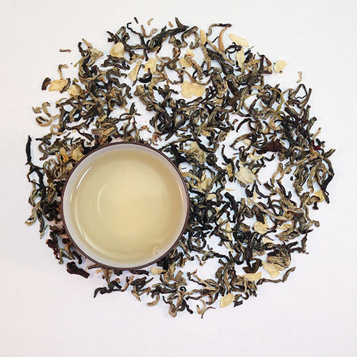 Bi Tan Piao Xue Jasmine Green Tea