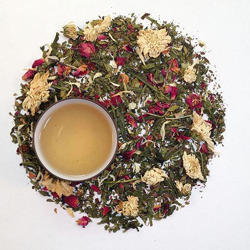 Chrysanthemum Green Tea (Organic)