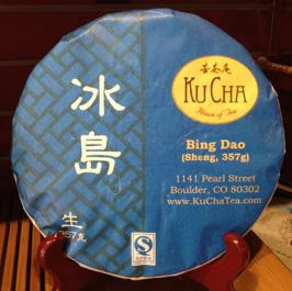 Bing Dao Raw Puerh