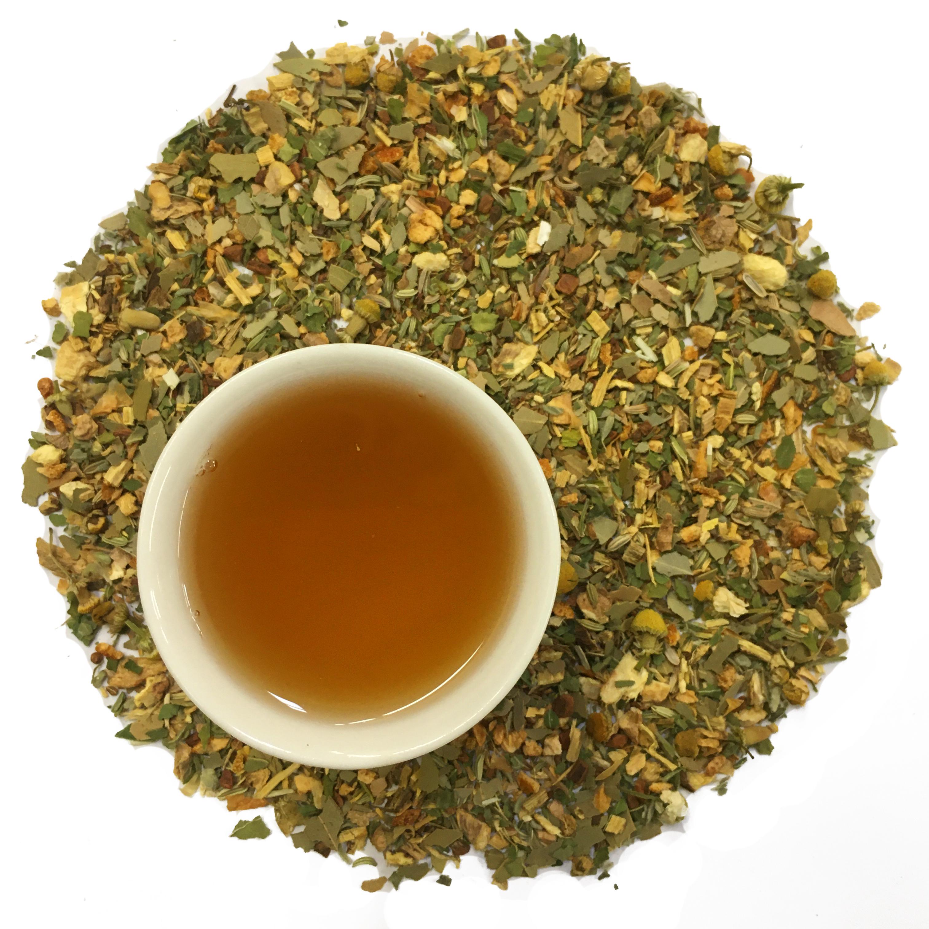 Organic Throat Elixir Herbal Blend