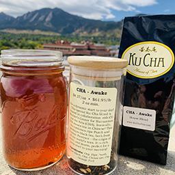 CHA Awake Puerh Tea