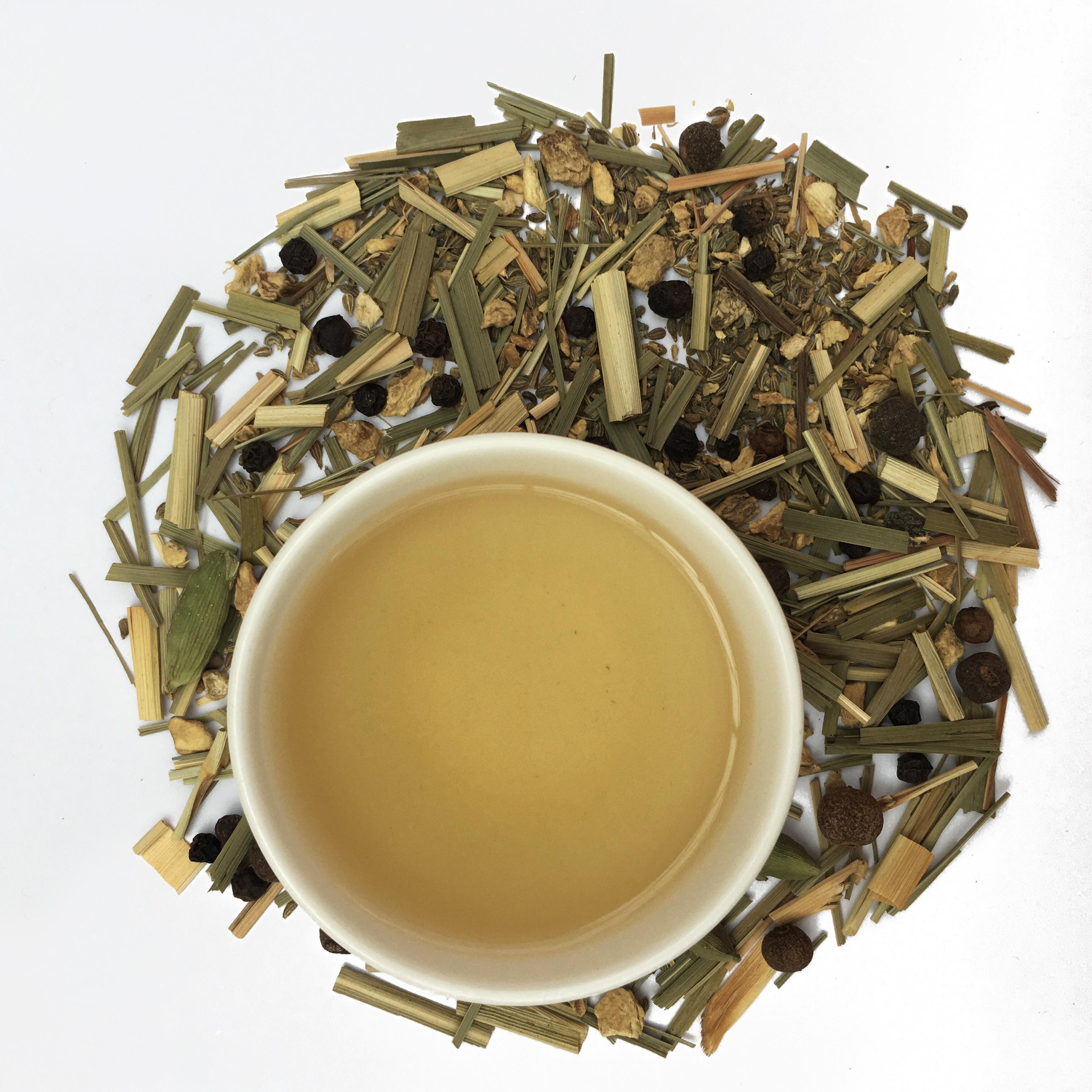 Tummy Tea Herbal Blend (Organic)