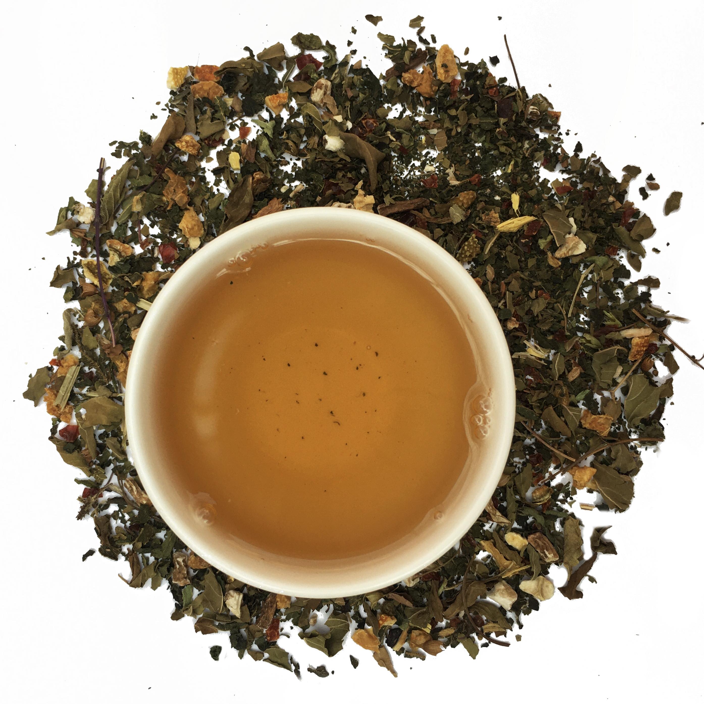 Beauty Tea Herbal Blend (Organic)