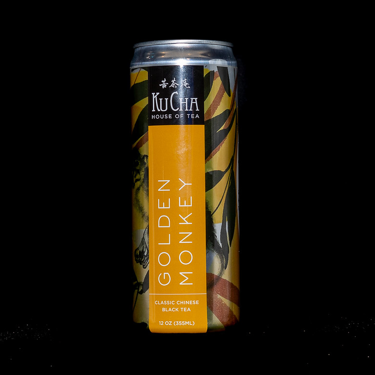Canned Golden Monkey Iced Tea