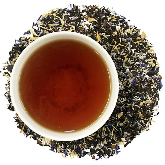 Blueberry Lavender Bliss Black Tea