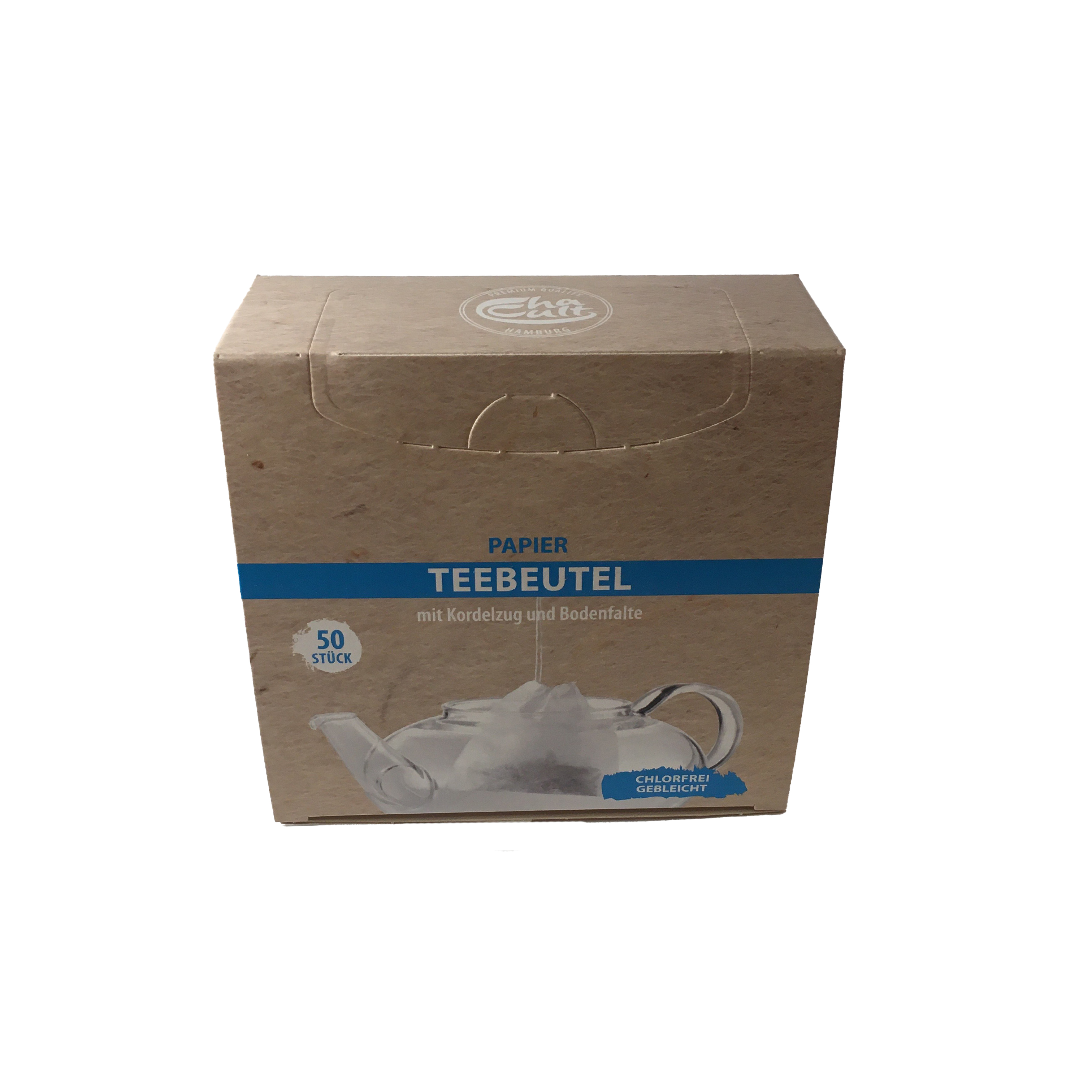 Compostable Paper Filter