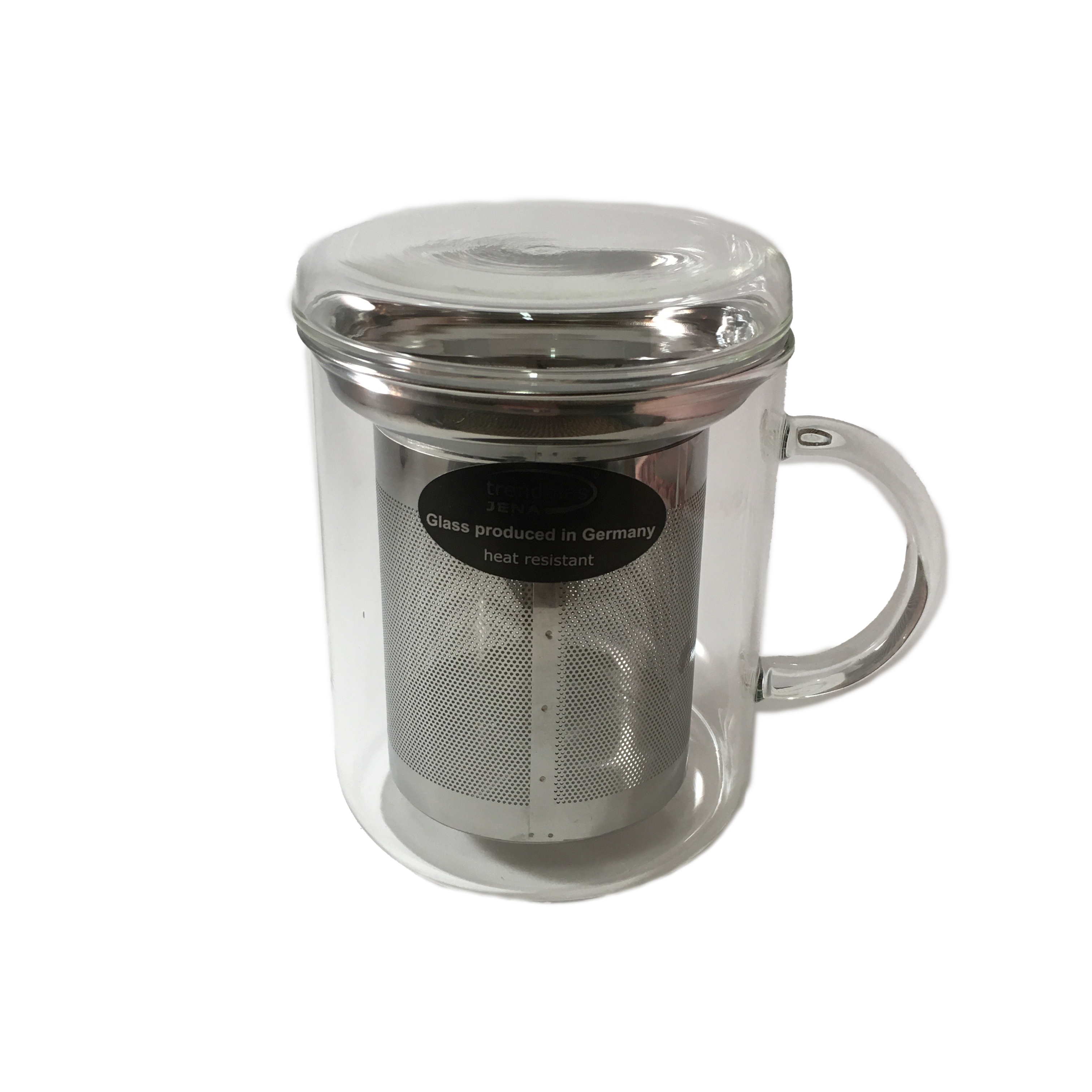 Turku Glass Tea Mug