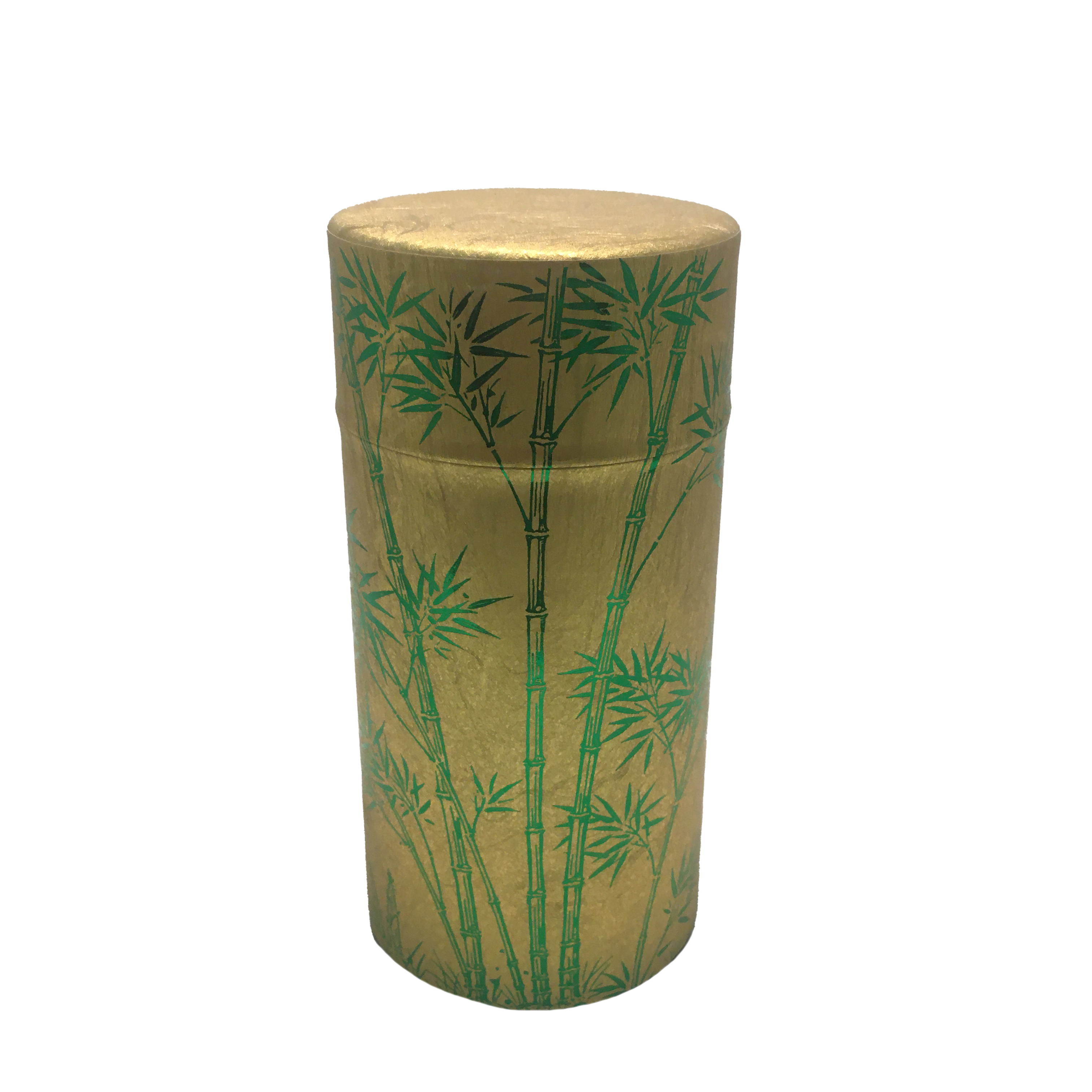 Foil Bamboo Can