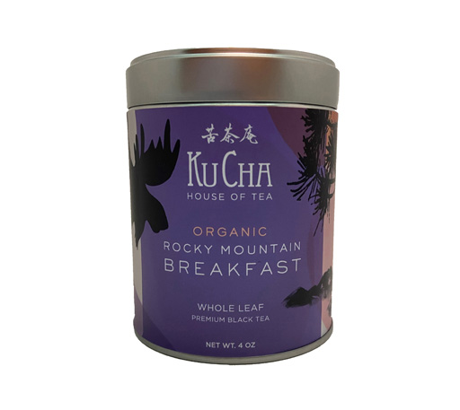 Organic Rocky Mountain Breakfast Tin (4 Oz)