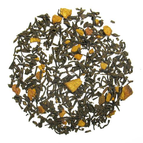 Hot Cinnamon Black Tea