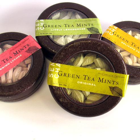 Green Tea Mints