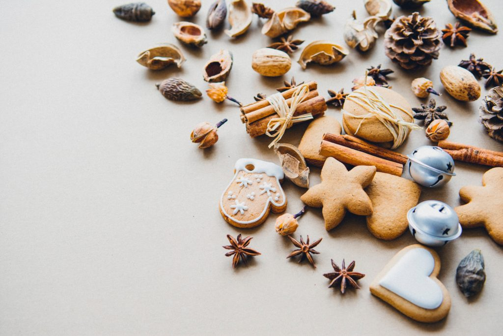 Chai spiced cookies are a great example of cooking with tea