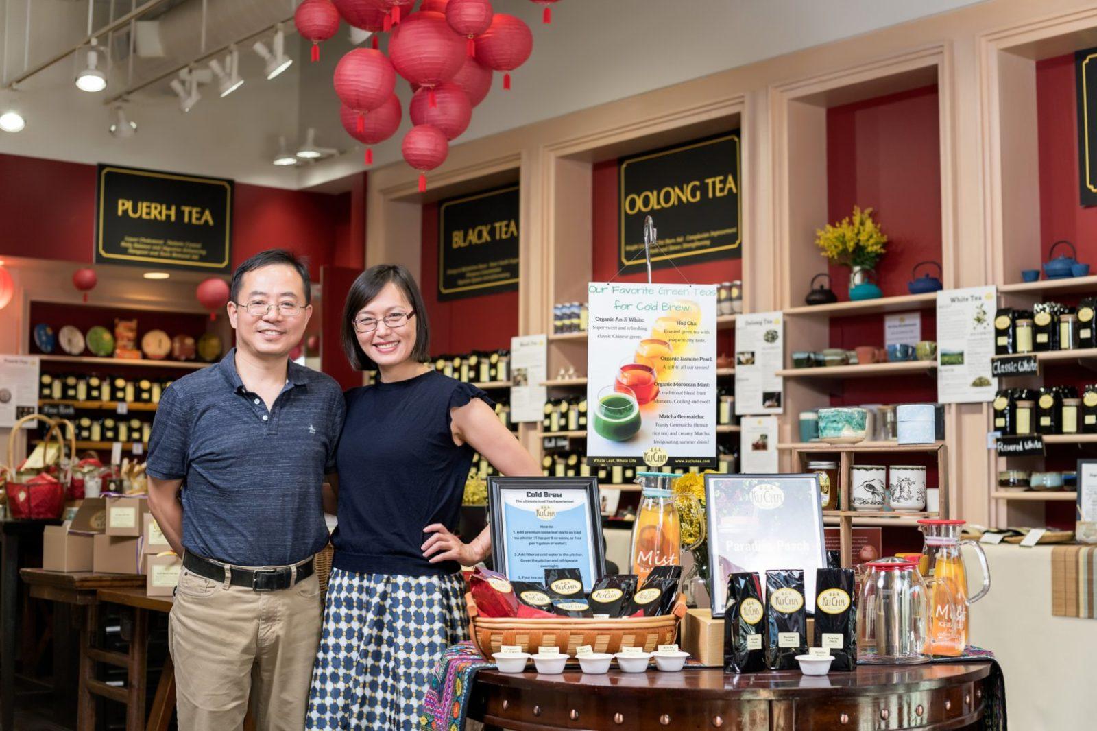 For fifteen years Ku Cha House of Tea has sold loose-leaf tea to Coloradans.