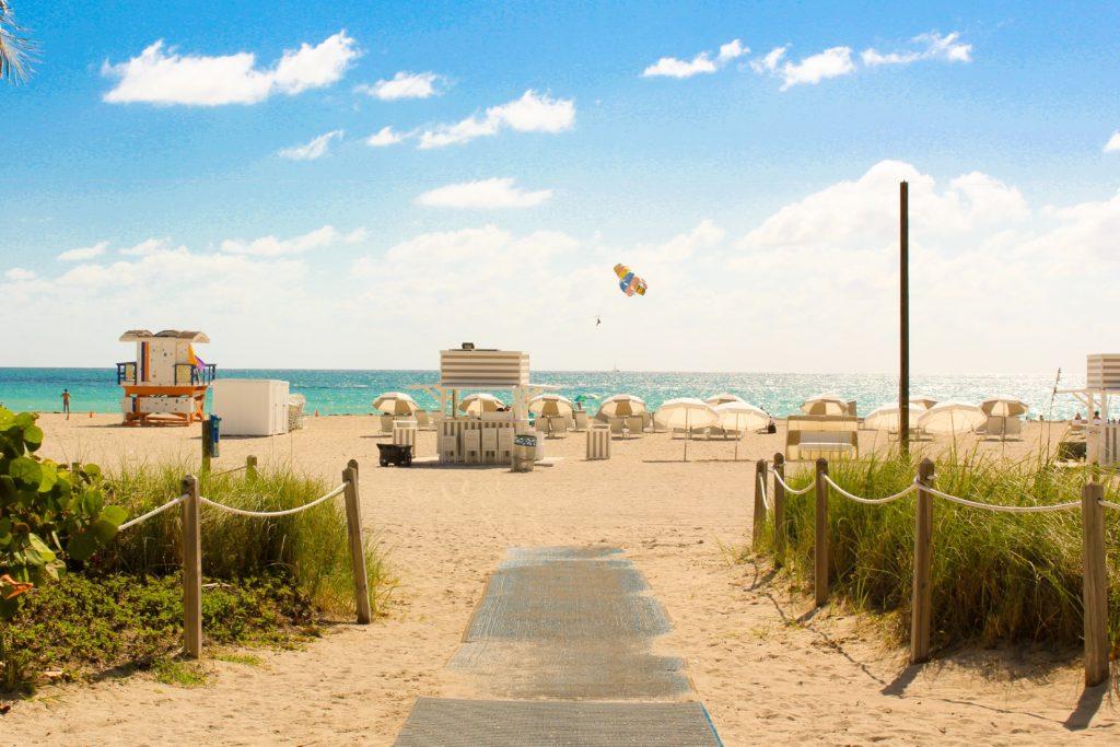 Florida is a big vacation destination