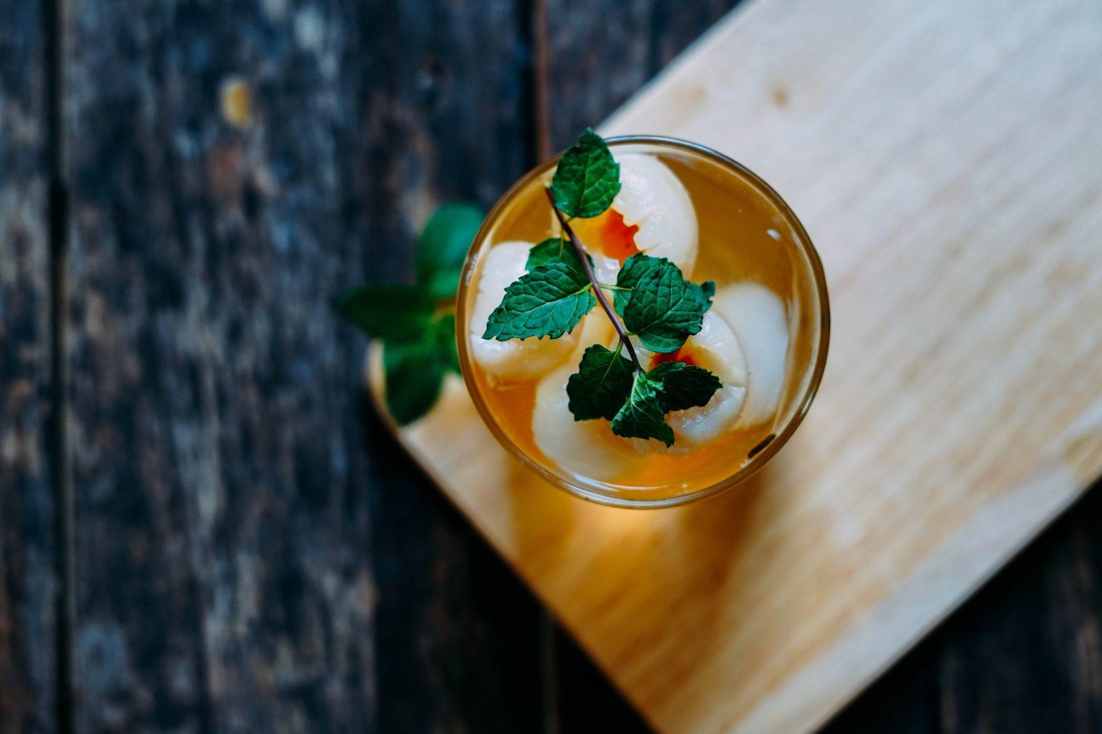 Iced tea can be artisan