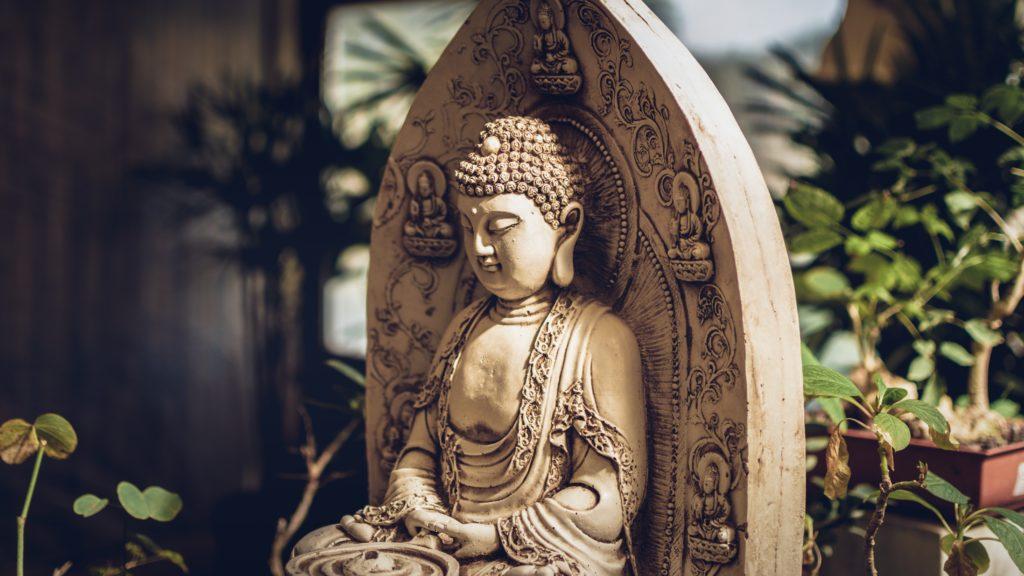 Meditation and tea