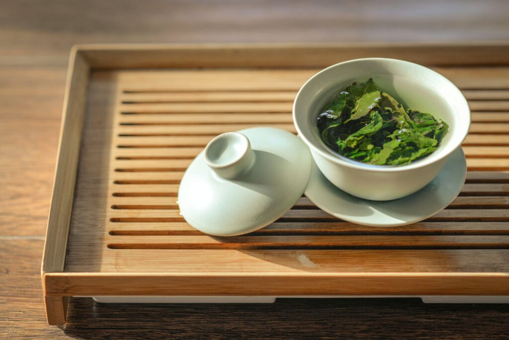 Immunity gets boosted with green tea