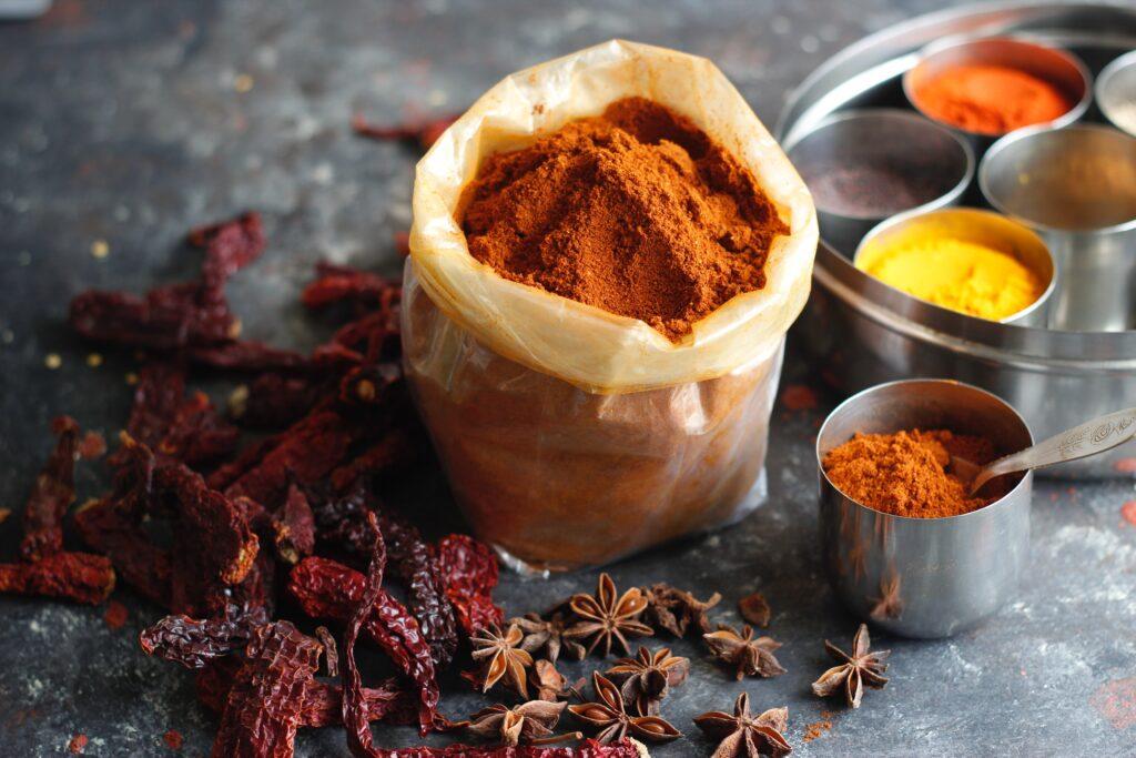 Allergy tea: turmeric is great