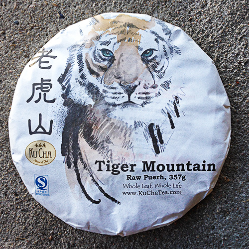Tiger Mountain tea