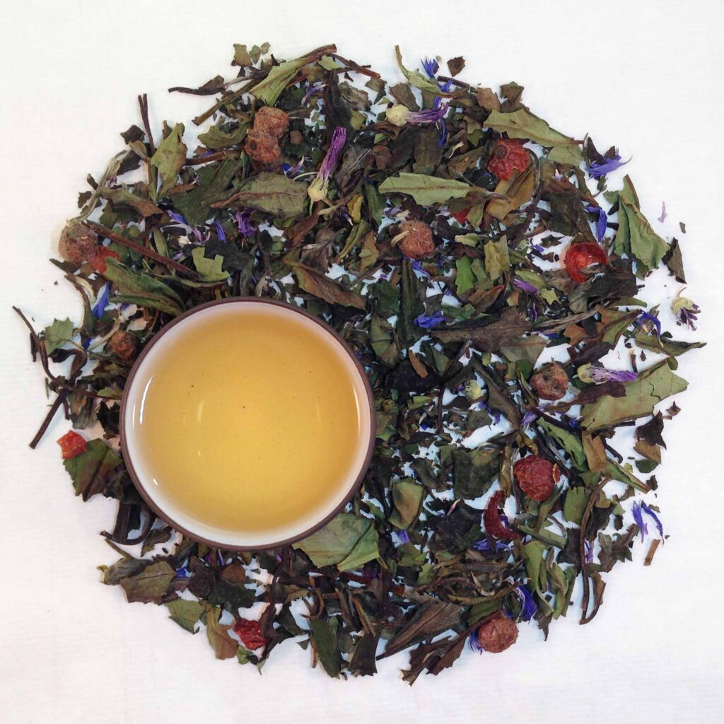 Iced Tea: Sweet Grape